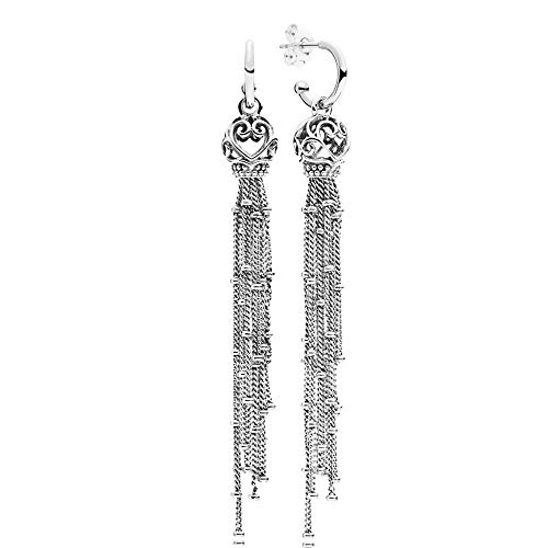 Pandora orecchini a perno donna argento - 297115