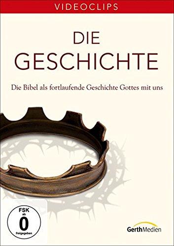 Die Geschichte - Videoclips, 1 DVD