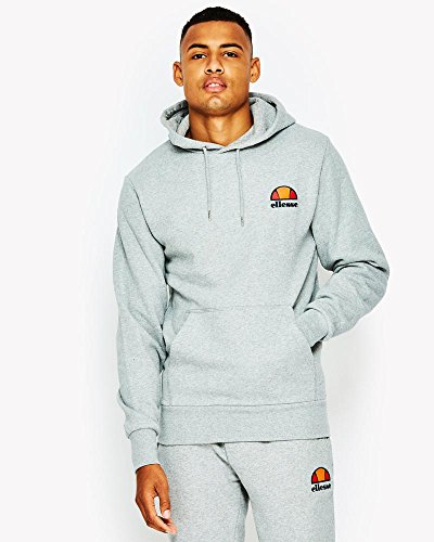 ellesse Toce, Sweatshirt, für Herren XXL Grau (Ath Grey)
