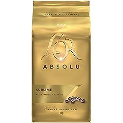 L'Or Absolu Sublime Grains 1 kg - Lot de 2