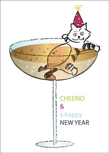 lustige-silvester-gluckwunschkarte-neujahrsgruss-grusskarte-zum-neuen-jahr-mit-in-champagner-badende