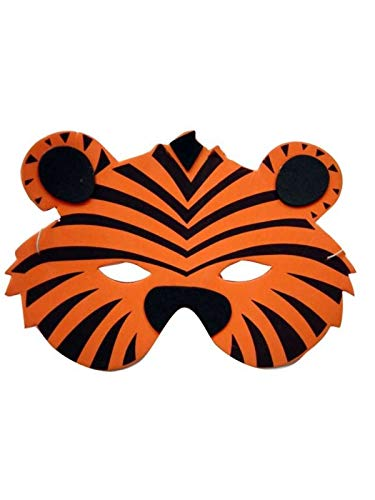DISBACANAL Careta de Tigre eva