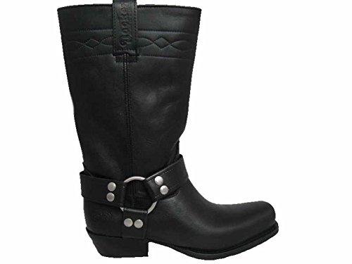 Dockers by Gerli Biker Boots 030140-002001 schwarz, Schuhgröße:EUR 42