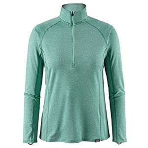 Patagonia Cap MW Zip Neck Shirt, Damen