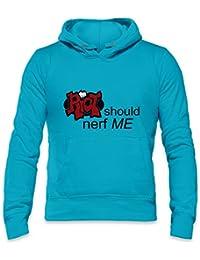Riot Should Nerf Me Mens Hoodie 602637676f06