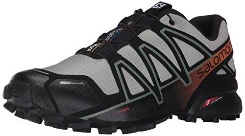 Salomon Herren Speedcross 4 Cs Kletterschuhe, schwarz