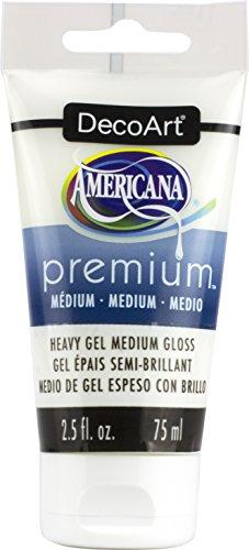Premium Acryl, Acryl, Gel, Medium, 3,8x 3,8x 13,7cm -