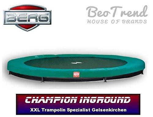Berg 35.14.47.02 Trampolin Favorit Sport Series, InGround, 430 cm