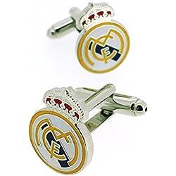 Gemelos para camisa Real Madrid