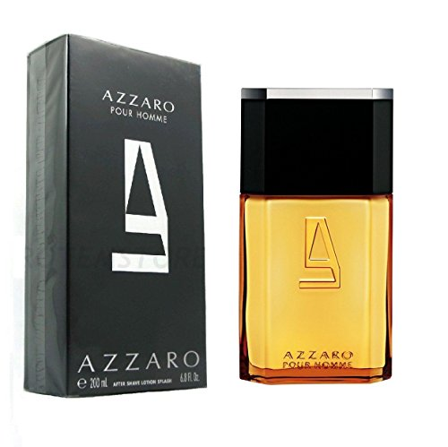 AzzaroPour Homme After Shave Lotion 200ml Fur Herren