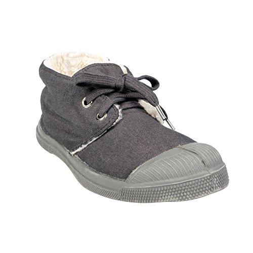 Bensimon ,  Sneaker Unisex – Adulto Gris / Gris