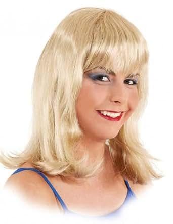 Perücke Cindy, Farbe:blond