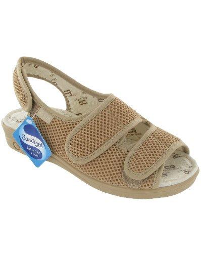 mirak-celia-ruiz-213-wide-fit-sandal-womens-sandals-5-uk-beige-by-mirak