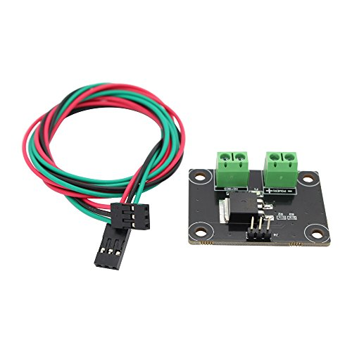 anycubic-12a-mks-mos-heatbed-control-board-for-3d-printer-reprap-with-70cm-line
