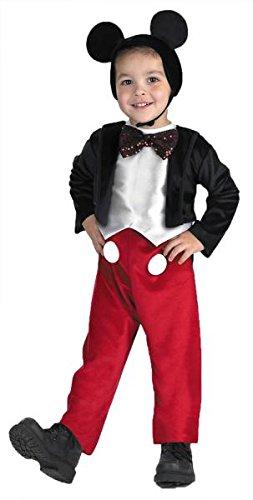 Kost-me f-r alle Gelegenheiten DG5027M Mickey Mouse Deluxe 3T (Kostüme 3t Mickey Mouse)