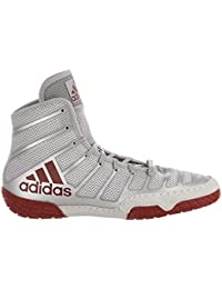super popular 8c56a 6f456 Adidas Adizero Varner Wrestling chaussures, Royal  blanc  noir, 4 M Us