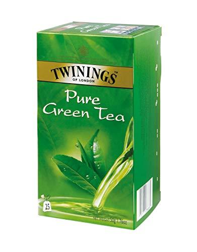 Twinings Green Teas Pure Green Tea - 3 x 25 Beutel