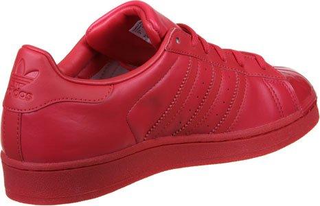 adidas Superstar Glossy, Scarpe da Basket Donna Rot