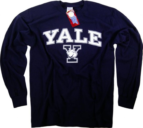 Yale University Hoodie Shirt Wimpelkette, Bulldoggen und Bekleidung