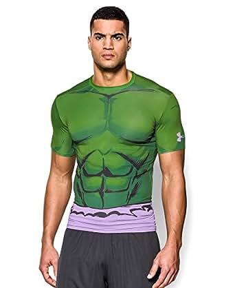 Under armour alter ego compression shirt hulk xx large for Hulk under armour compression shirt