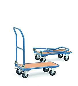 fetra 1154 Plattformwagen KW 11, Holzplattform, Tragkraft: 250 kg