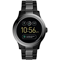 Fossil Q Founder Analog-Digital Multi-Colour Dial Men's Touchscreen Smartwatch-FTW2117
