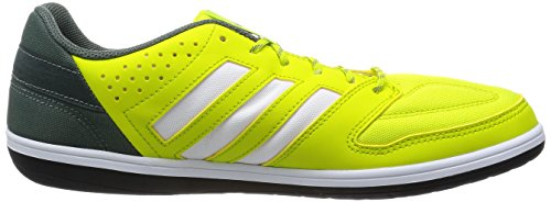 adidas  Freefootball Janeirinhasala, Chaussures de football hommes Jaune (Semi Solar Yellow/Ftwr White/Core Black)