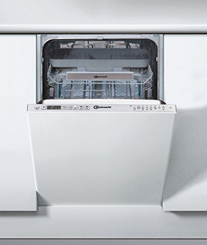 Bauknecht GCX 825 Geschirrspüler Vollintegriert/A++ / 211 kWh/Jahr/MGD / 2520 L/jahr/Optische Betriebsanzeige/Extra-Besteckablage im Oberkorb