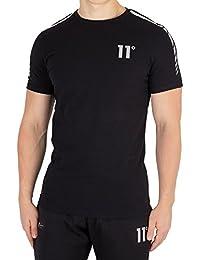 349cebd1baa9 Amazon.co.uk: 11 Degrees - Tops, T-Shirts & Shirts / Men: Clothing