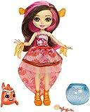 Enchantimals - Muñeca acuática Clarita Clowfins (Mattel FKV56)
