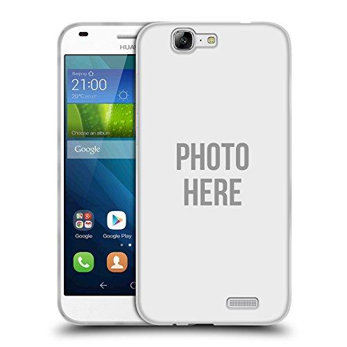Gestalte Deine Eigene Personalisiert Bild Silikon Gel Hülle Für Huawei Ascend G7