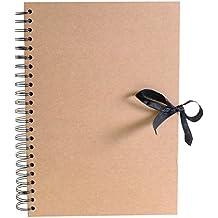 Àlbum scrapbook A4 Kraft