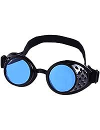 schwarz Vintage Katzen Auge 1960s Jahre Retro Stil Promi Sun Brille mit UVA-UVB