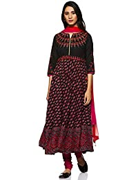 af5119197f9 Amazon.in  Anarkali - Salwar Suits   Ethnic Wear  Clothing   Accessories