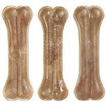 """Rawhide Pressed Knuckle Bone - 5.5"""" - 14cm Pack Of 10"""