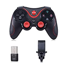 ‏‪S5 Gamepad Wireless Bluetooth Gaming Controller Remote Control for Android IOS Smartphone‬‏