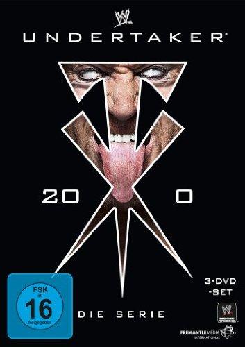 Preisvergleich Produktbild WWE - Undertaker: Die Serie [3 DVDs]