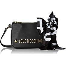 7fb904b4b92d3 Love Moschino Damen Borsa Soft Grain Pu Schultertasche