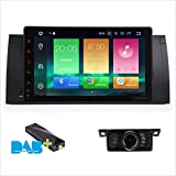 17,8 cm Auto DVD-Player Stereo Double DIN in Dash Car GPS GPS für BMW E39 E53 E38 AUTORADIO 3 G Radio BT RDS Bluetooth Navi am FM Head Unit mit gratis 8 gb karte SD Karte