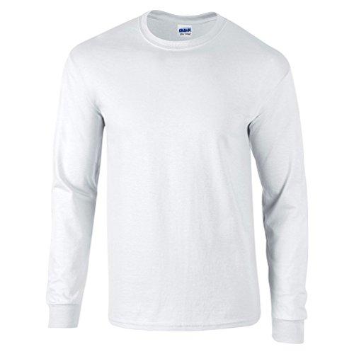 Gildan Herren T-Shirt Grau - Ash