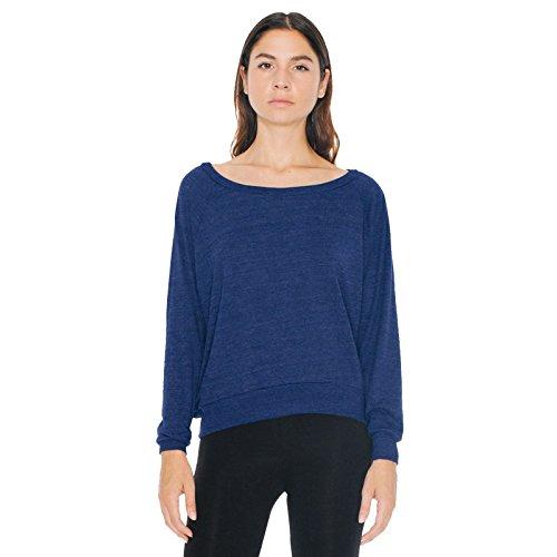 american-apparel-damen-sweatshirt-gr-m-tri-indigo