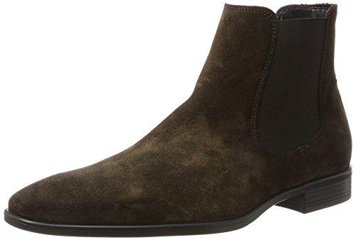 Kurt Geiger London Men's Frederick NP Chelsea Boots, Brown (Brown), 9 UK