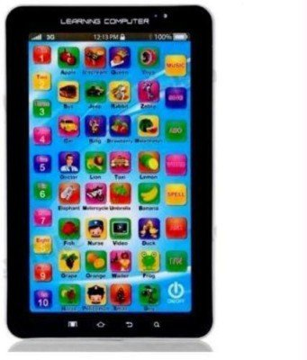 Alfa Mart New- P1000 Kids Educational Learning Tablet Computer -...