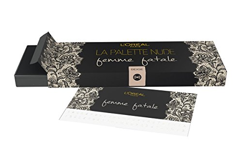 L'Oréal Paris ZIT05383 Color Riche La Palette Nude Femme Fatale, Beige