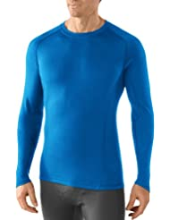 Smartwool T-shirt à manches longues Homme graphite XL