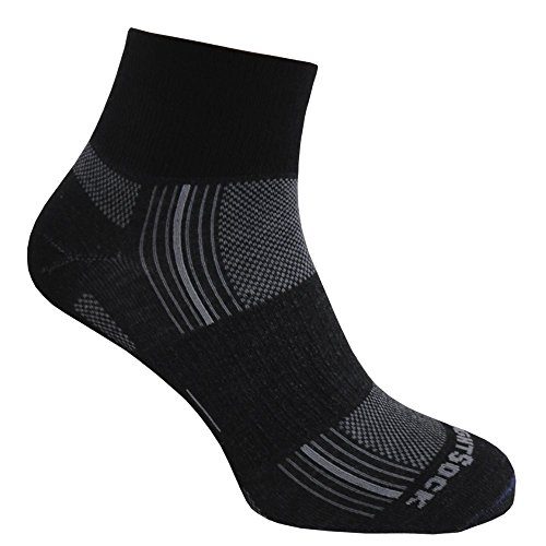 Wright Sock calzini Stride quarter
