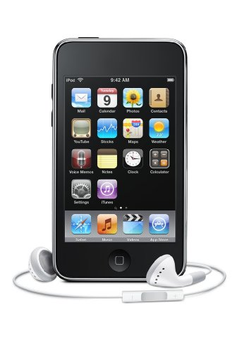 Apple iPod touch - 3rd generation - digital player - flash 32 GB - AAC, MP3 - video playback - display: 3.5`` - polished aluminium