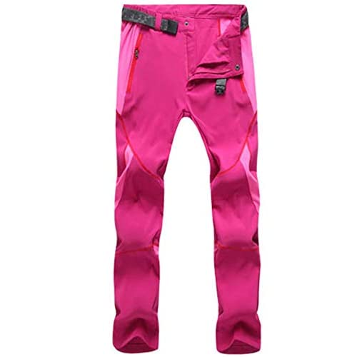 413Xvrh7YiL. SS500  - CHLNIX Women's Quick Dry Lightweight Hiking Trousers Ladies Stretch Walking Camping Running Water Repellent Pants