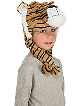 My Other Me - Gorrito tigre (Viving Costumes 204700)