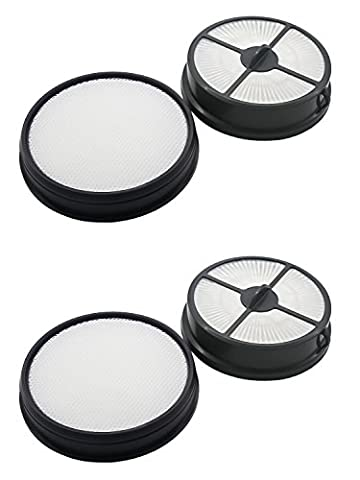 2Pack Type 27 Pre & Post Motor HEPA Filter Kit for Vax Mach Air Vacuum Cleaners (Reach, Total Home, Pets, Family Models